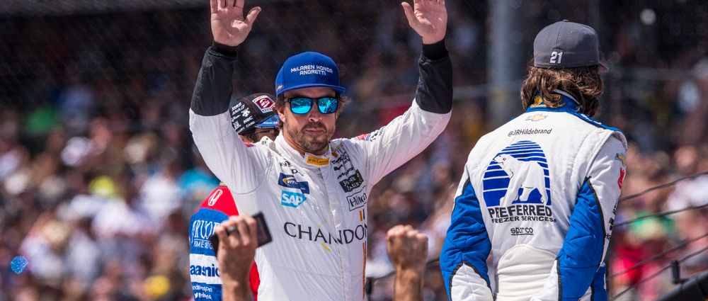Fernando Alonso Will Race In Next Year's Daytona 24 Hours