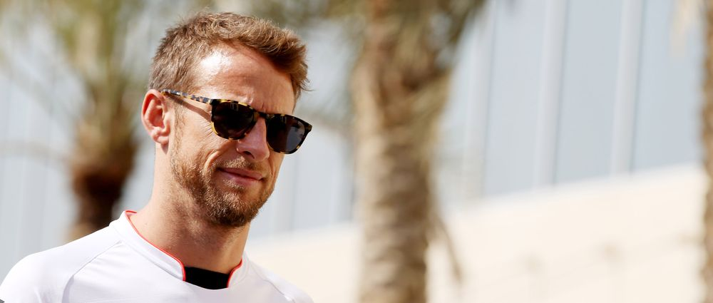 Jenson Button Says Racing In IndyCar Would Be Too Scary