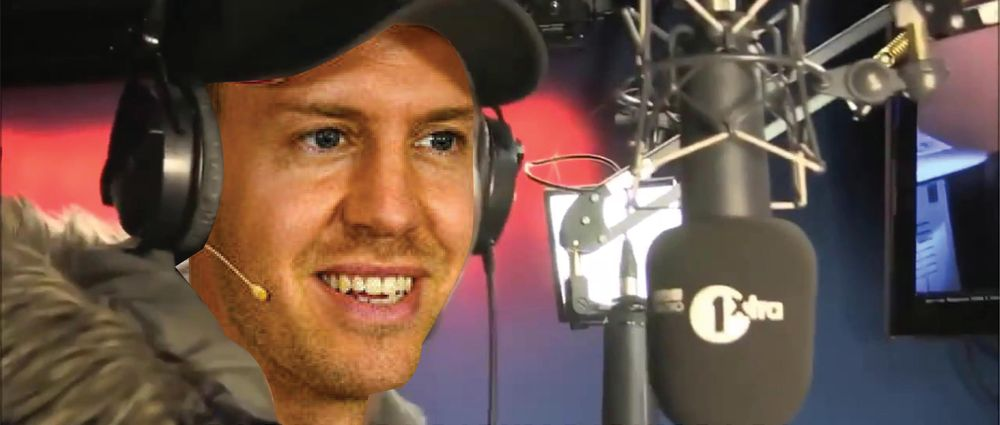 The Internet Is Already Remixing Sebastian Vettel's Team Radio Celebration From Mexico