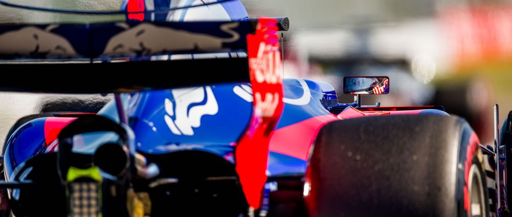 7 Drivers We'd Love To See Racing For Toro Rosso In Austin