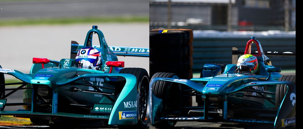 Two Formula E Teams Have Ended Up With Basically The Same Livery