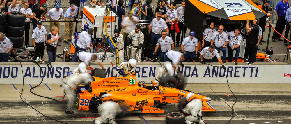 McLaren Will Not Return To The Indy 500 In 2018