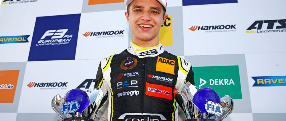 Lando Norris Will Race In The Final Formula 2 Round In Abu Dhabi This Year