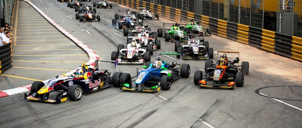 Watch All Of The Live Action From Macau Right Here