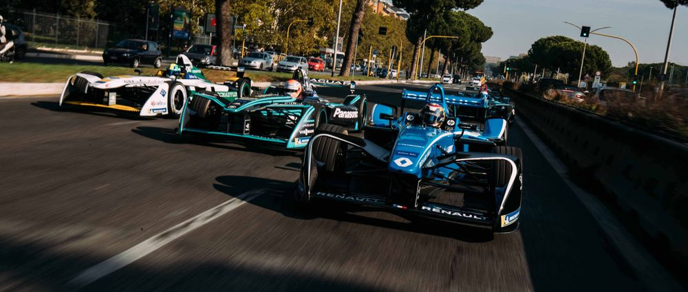 Here Are All The Drivers And Teams Competing In Formula E Season 4