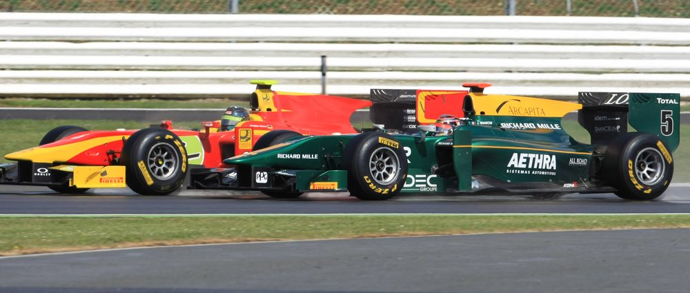 10 Battles Which Show Why The Dallara GP2/11 Was An Incredible Race Car
