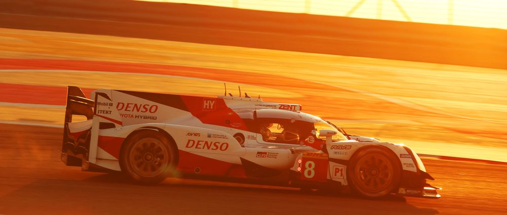 Toyota Has Confirmed That Alonso Will Test Its LMP1 Car In Bahrain