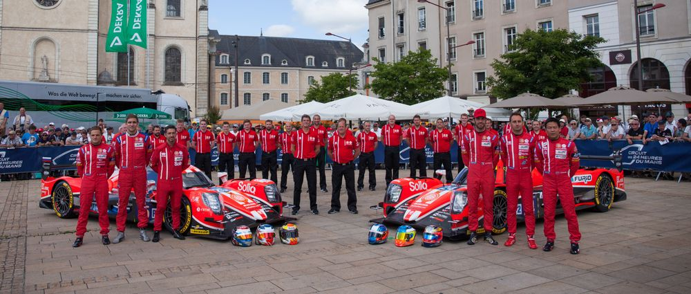 Manor Is Stepping Up To LMP1 Next Year With Ginetta