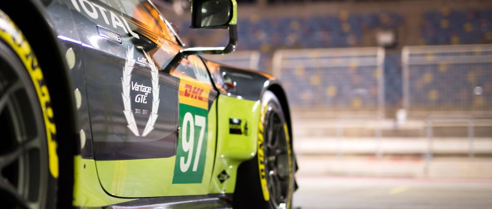 The Aston Martin Vantage Is Signing Off Its Time In The WEC With This Special Livery