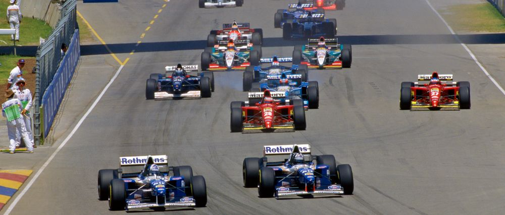 7 Epic Races That Happened After The F1 Title Was Decided