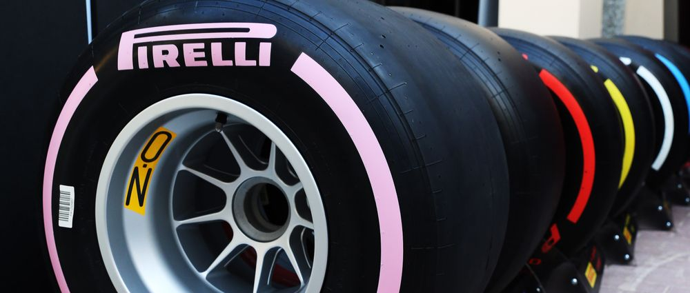 There's Going To Be Seven Different Pirelli Tyre Compounds in 2018