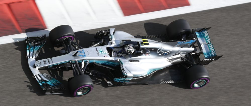 Bottas Takes Pole From Hamilton For The Final Race Of The Season