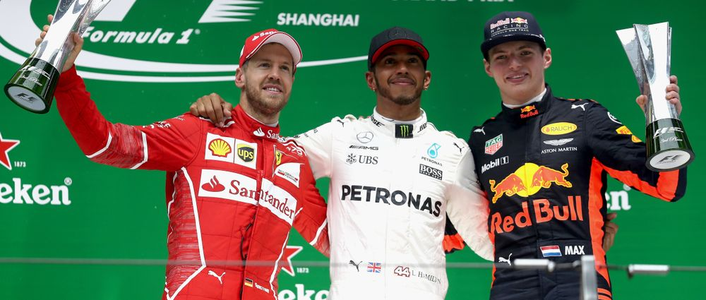 F1 Team Bosses Have Ranked The Top 10 Drivers Of 2017 And The Results Are A Bit Strange