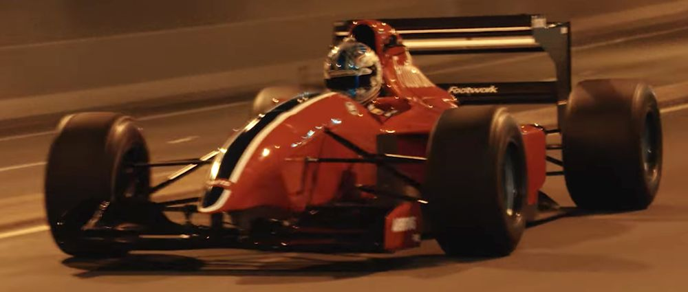 An Arrows F1 Car Is Going To Race A 1200hp Toyota 86 In Adelaide