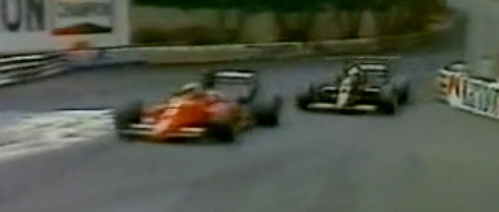 On This Day In F1 - Alboreto Put In One Of The Most Underrated Monaco Performances Ever