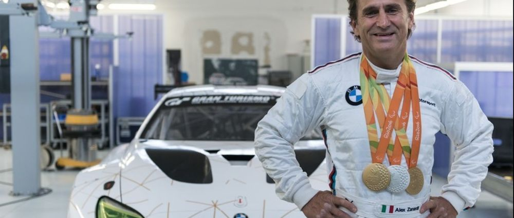 Alex Zanardi Is Set To Race In The 2019 Daytona 24 Hours