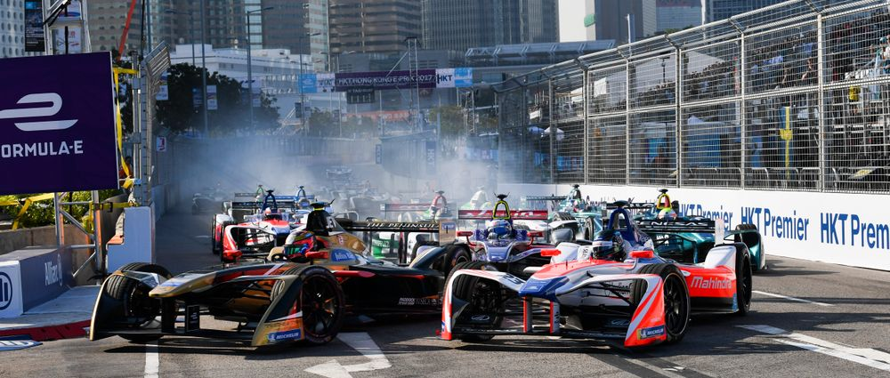 The 8 Craziest Moments From The Opening Formula E Race Of The Season