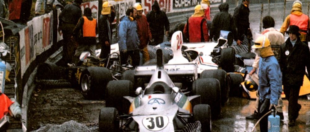 Emerson Fittipaldi Won His Last F1 Race After A Hail Storm Wiped Out Most Of The Field