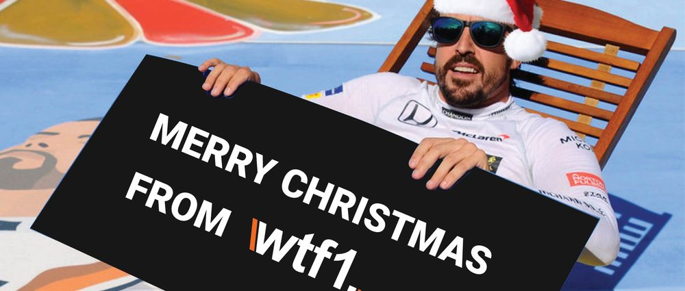 Merry Christmas From WTF1