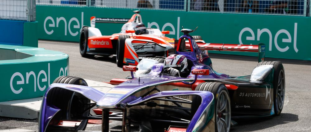 Richard Branson Thinks Formula E Will Be Bigger Than F1 In 10 Years