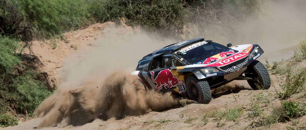 Carlos Sainz Has Just Won His Second Dakar Rally