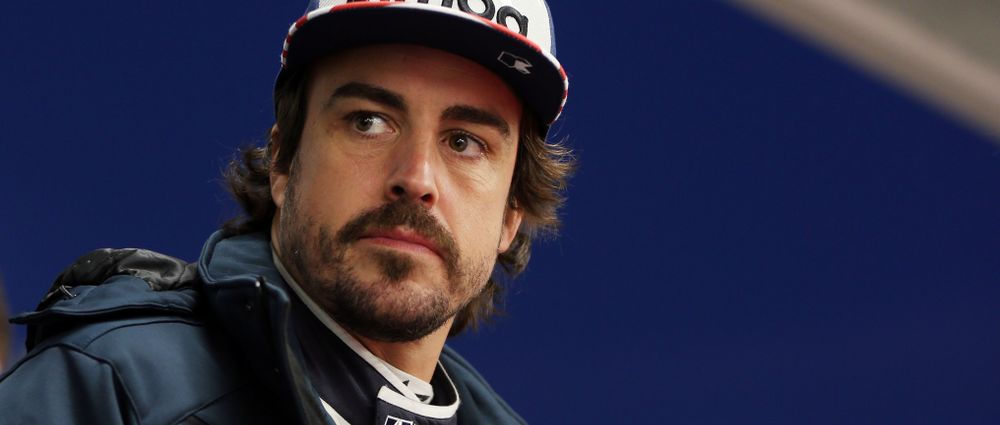Alonso Is Just Finding Out That The Ligier He's Racing At Daytona Isn't As Competitive As He'd Hoped