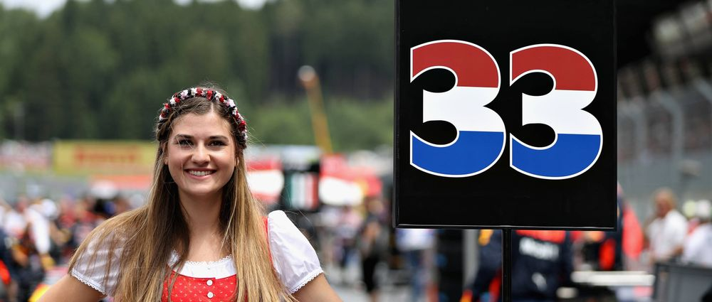 F1 Will Stop Using Grid Girls In 2018