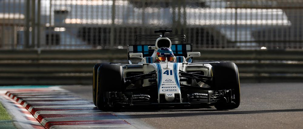 "Williams Say Sirotkin's ""Flawless"" Performance In The Abu Dhabi Test Got Him The Seat"