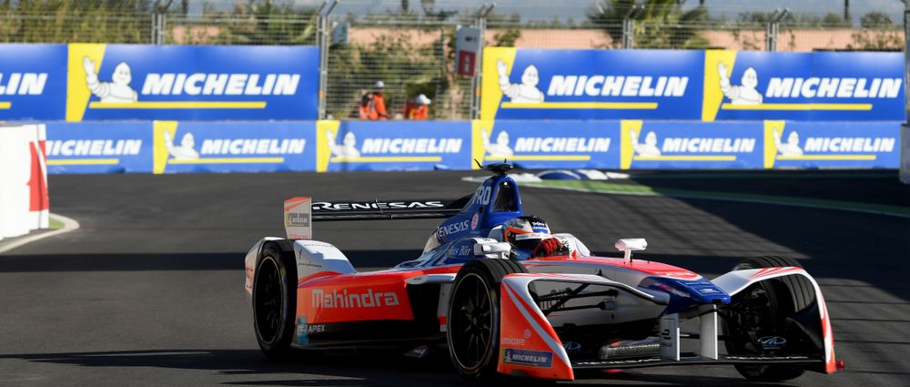 The Marrakesh Formula E Race Was Unusually Calm... Until The End