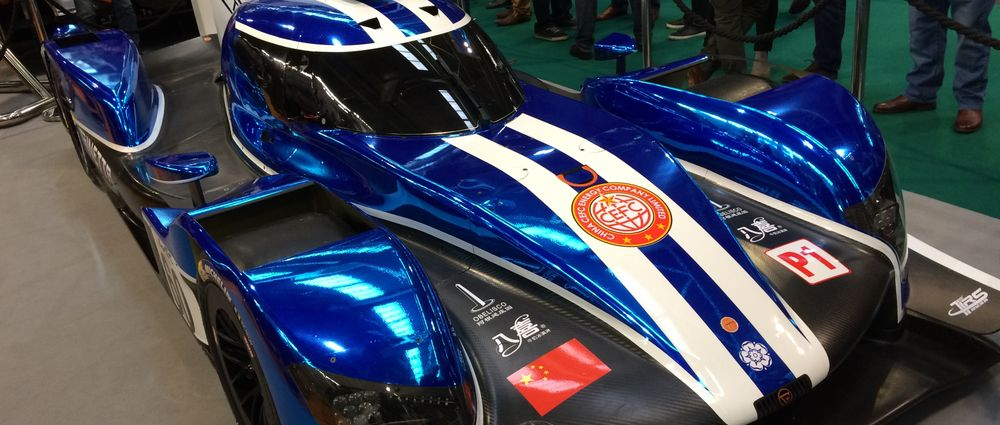Ginetta Has Revealed Its New LMP1 Car
