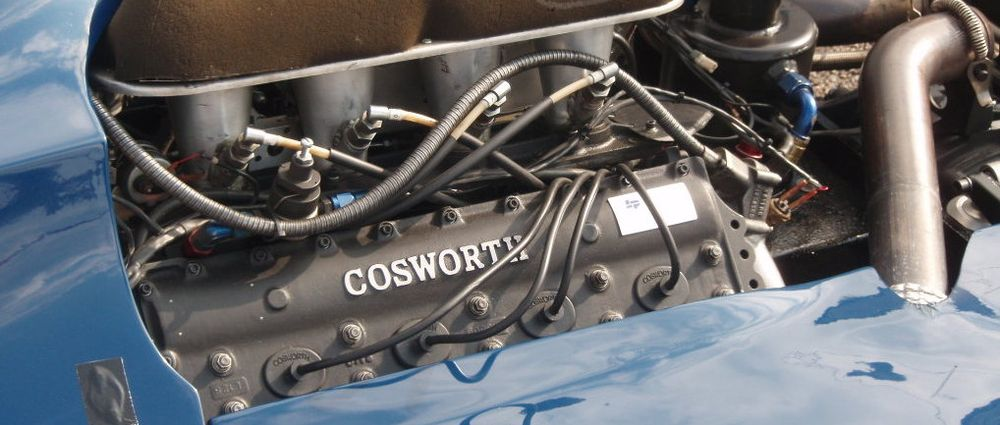 Cosworth Wants To Team Up With Aston Martin And Make An F1 Engine