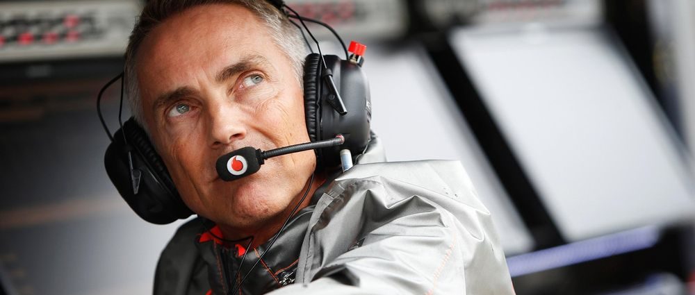Martin Whitmarsh Is Back In The Formula 1 Paddock As An FIA Advisor