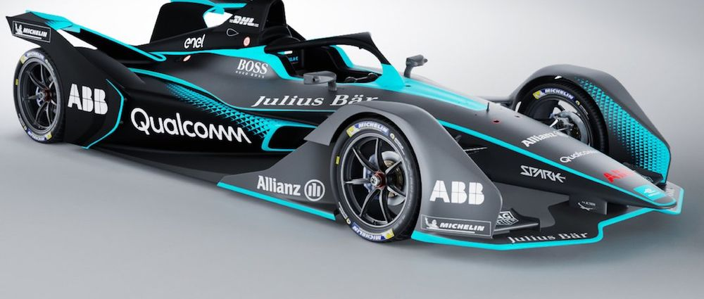 Here's The Ultra-Futuristic New Car Formula E Will Use Next Season