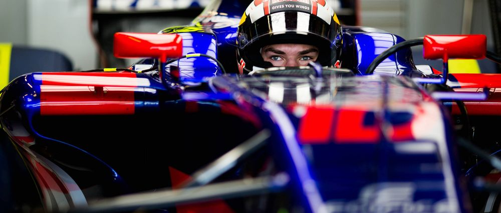 Gasly Says He's Proved You Don't Need Money To Make It To F1