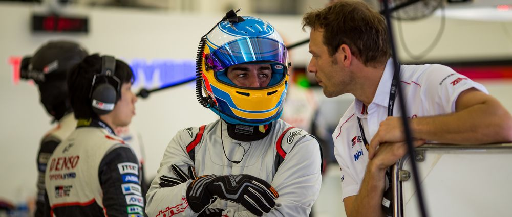 Alonso To Race For Toyota At Le Mans And Other WEC Rounds