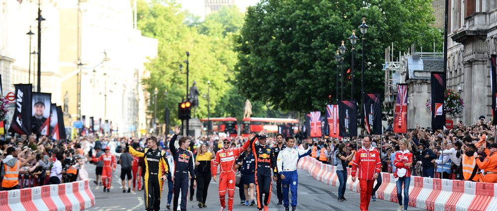 There's Going To Be A Load More F1 Live Events In 2018