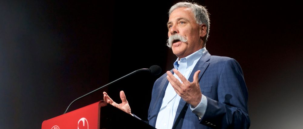 Chase Carey Isn't Worried About The Continuing Rise Of Formula E