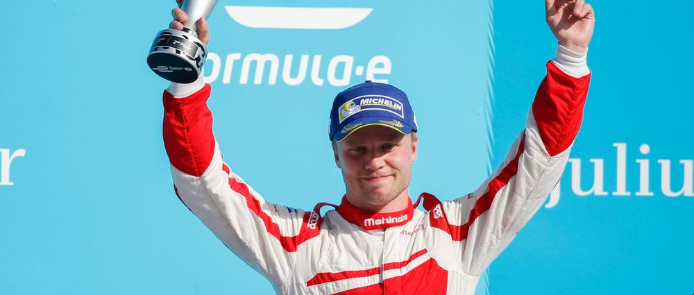 Felix Rosenqvist Thinks Being A Formula E Driver Is The Best Way To Get Into F1