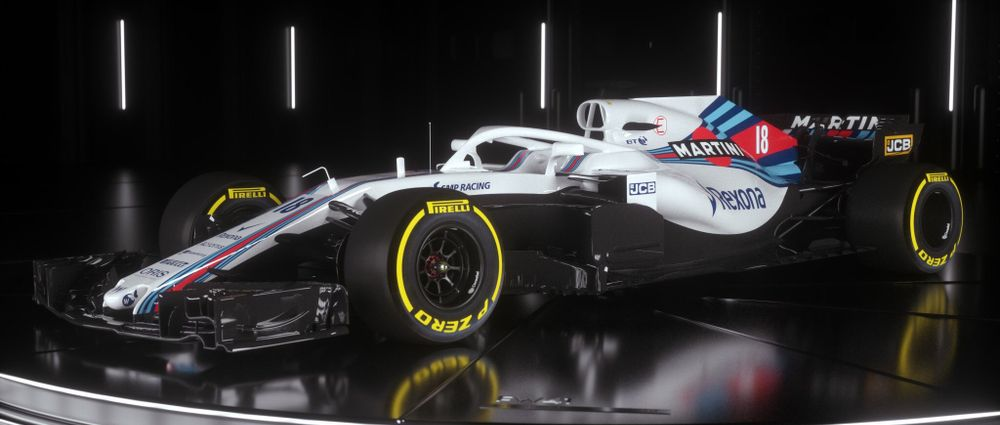 Meet The 2018 Williams FW41