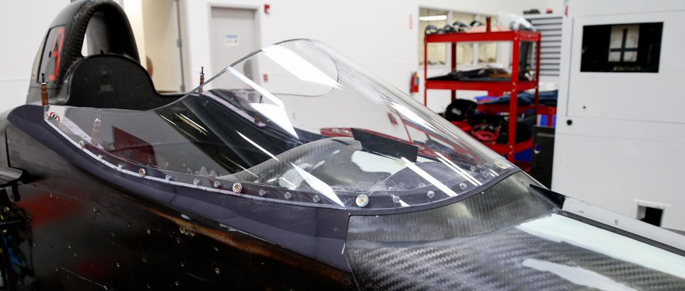 Here's The Windscreen IndyCar Has Been Developing Instead Of The Halo