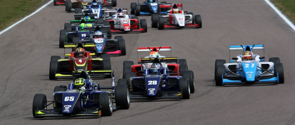 British F3 Is Going To Start Giving Out Points For Overtaking This Year