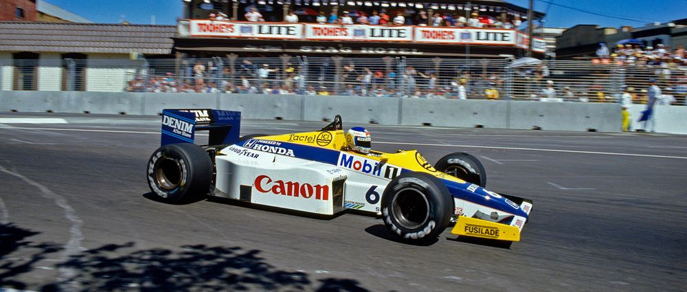 6 Of The Best Ever Williams Liveries