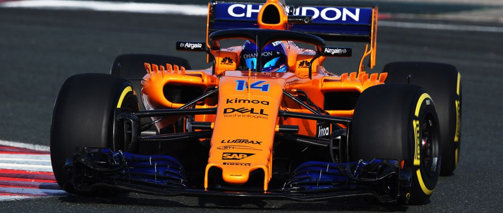 Fernando Alonso Gives His First Impressions Of The McLaren MCL33