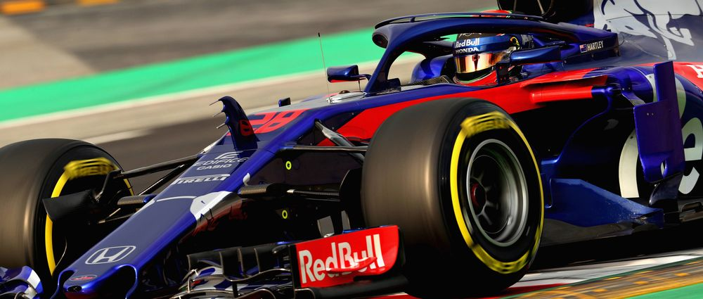 Toro Rosso Honda Clocks Second Highest Lap Tally Without Issue In Testing