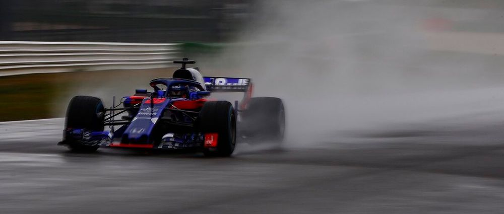 Here Are The First Images Of Toro Rosso's New Car