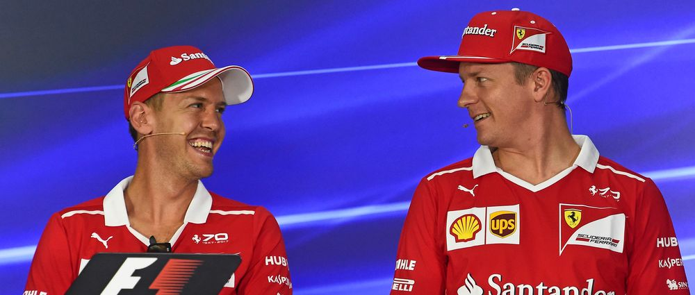 7 Of The Best Teammate Bromances In F1