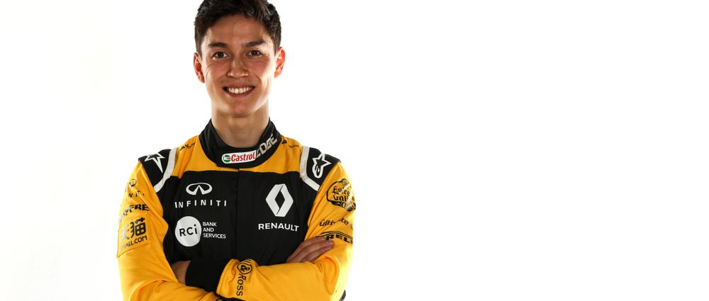 Jack Aitken Has Been Named As Renault's Reserve Driver
