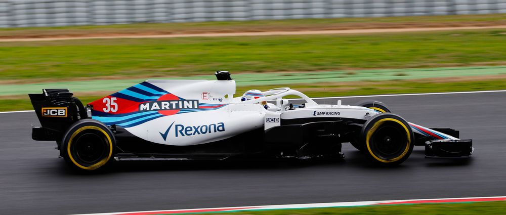 Martini To End Williams Sponsorship Deal