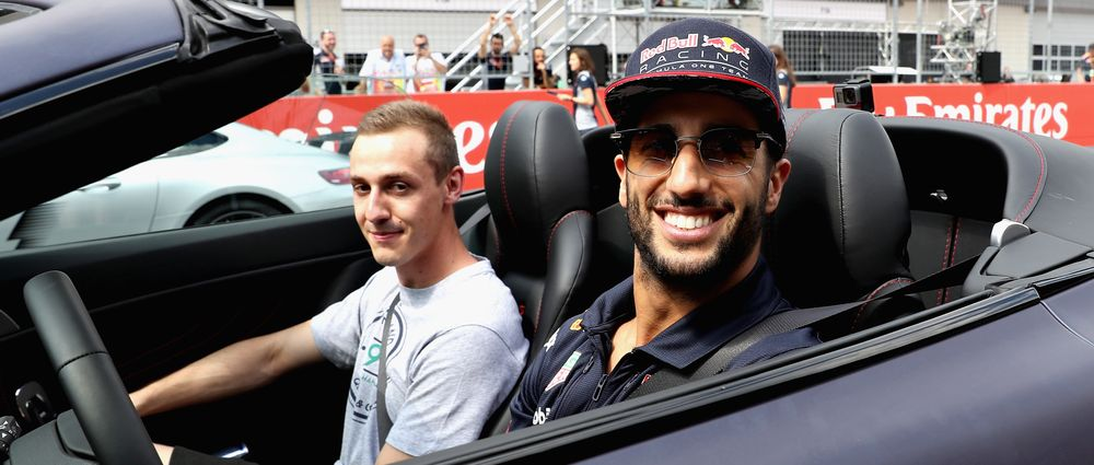 Fans Will Have The Chance To Go On Hot Laps With F1 Drivers At Races This Year