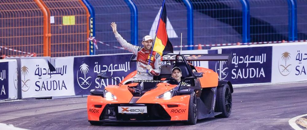 Team Germany Just Won The Race Of Champions For The Eighth Time